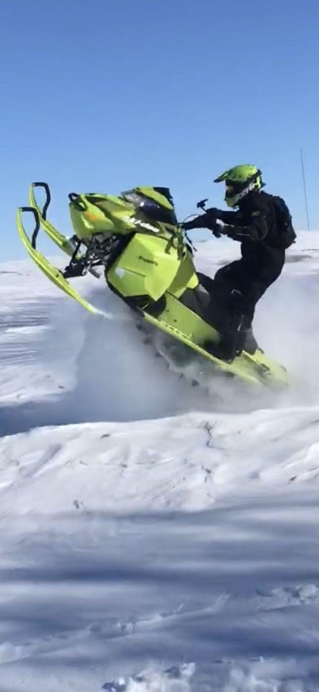 Saskatchewan wheelie