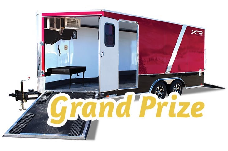 Snowmobile Photo Contest Grand Prize