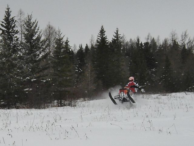 lots of deep snow out there!