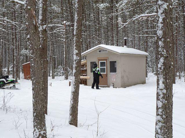 Betker Trail Shelter
