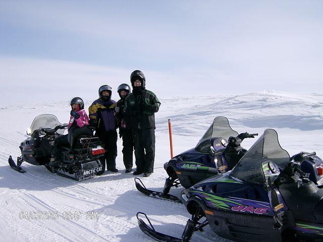 Gimli Lake Trail