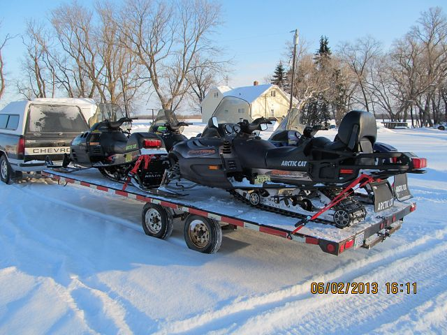 Ready To Head Out To The Whiteshell