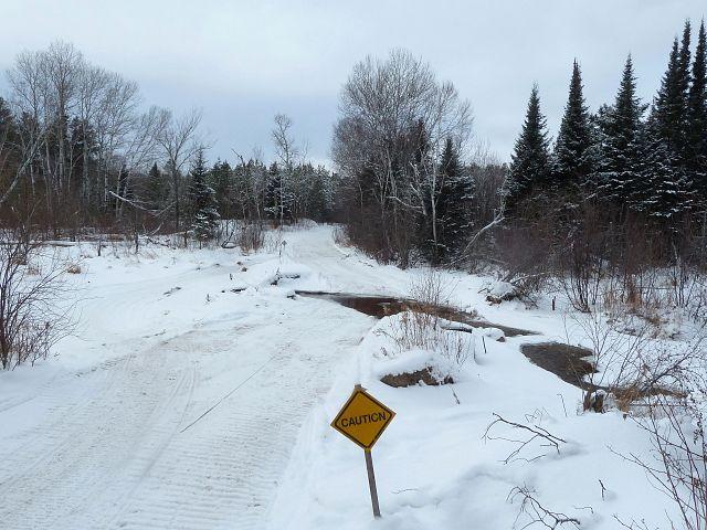 Jackfish Creek.