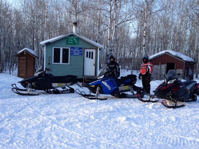 Enjoying the last sled break for the year!