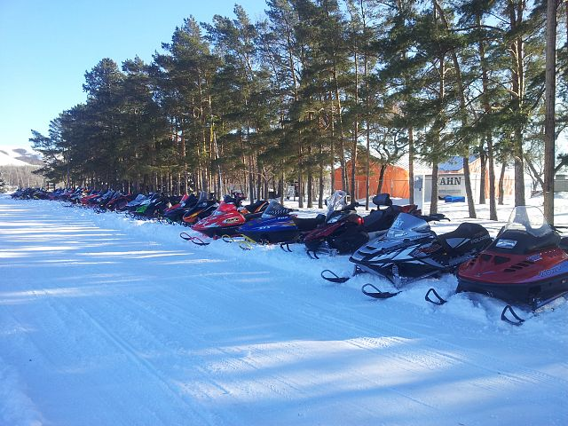 """Indian Head Curling Club Rally. Had a great time on the trails, only a few """"miss haps"""" but the stories told at the end of the day when everyone (almost) makes it back to the rink makes it all worth while!"""