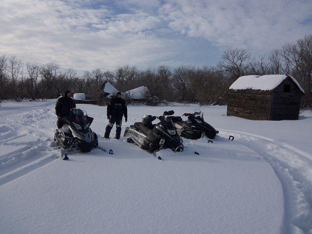 riding at Dauphin
