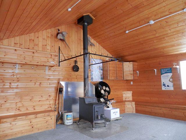 Northern Lites cabin