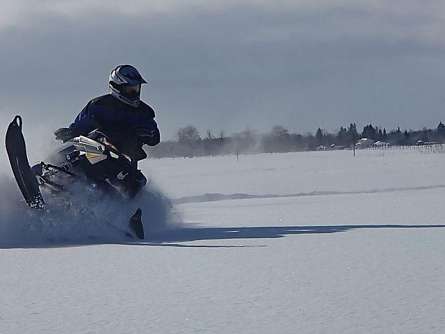 Rider: Dave Gurski