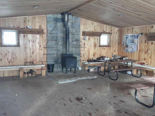 Zubek Trail Shelter
