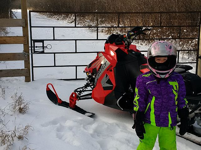 First Ride