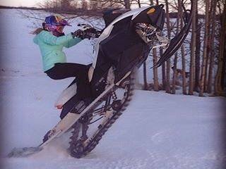 Girls can shred too