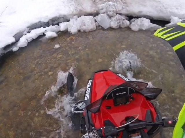 Creek Crossing in January!
