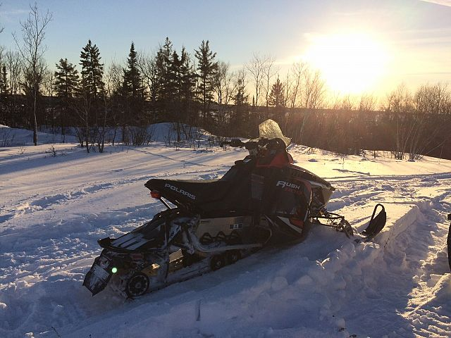 Sunsets n' Sleds