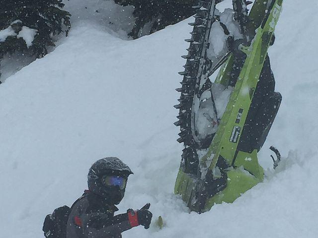 Ski Doo strong