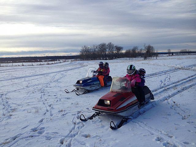 Junior Ladies Ride