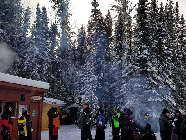 Whiteswan Snowhawks Safety Ride & Wiener Roast
