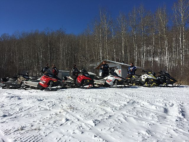 Great day for a ride