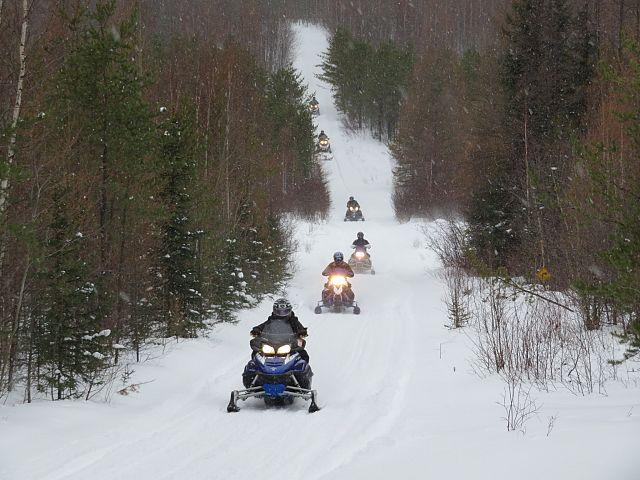 Trail ride 208a