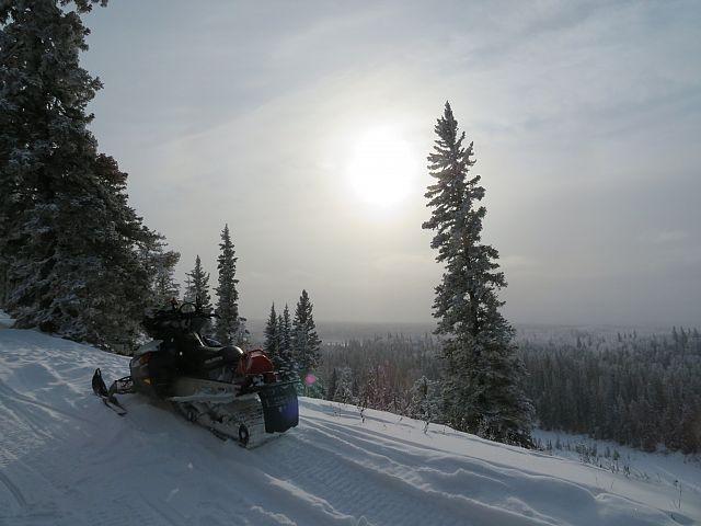 Trail 208h , Grace Lake Valley