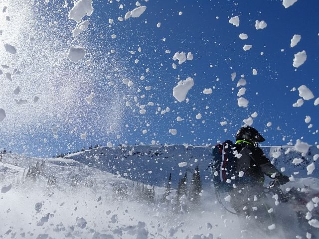 Snow Blast